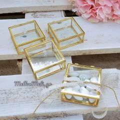 Μπομπονιέρα Luxury Diamond Box