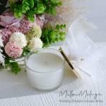 Μπομπονιέρα Κερί Luxury Πέρλα