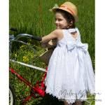 Bambolino - Βαπτιστικό φόρεμα Avgi, κωδ. 9304