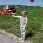 Bambolino Ronnie, 9442 - Βαπτιστικό Σετ για αγόρι