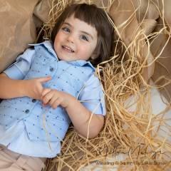 Bambolino Xristakis, 9410 Βαπτιστικό Σετ για αγόρι
