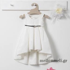 da12fe9aa7cf Bambolino - Βαπτιστικό Φόρεμα Kanela Άνοιξη-Καλοκαίρι