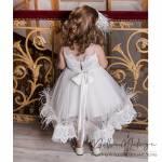 "Dolce Bambini - Βαπτιστικό Φόρεμα ""Rafaela"", κωδ. 6003"