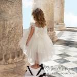 Dolce Bambini - Βαπτιστικό Φόρεμα (Κωδ. 6005)