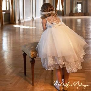 Dolce Bambini - Βαπτιστικό Φόρεμα, κωδ. 6036