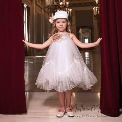 "Dolce Bambini - Βαπτιστικό φόρεμα ""Maxine"""