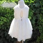 """Nenya - Βαπτιστικό Φόρεμα """"Amelia"""""""