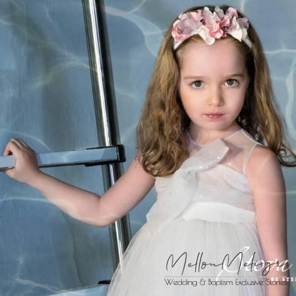 Stova Bambini - Βαπτιστικό Φόρεμα G03