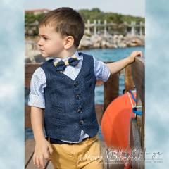 Stova Bambini - Βαπτιστικό Σετ για αγόρι b6