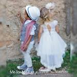 Stova Bambini - Βαπτιστικό Φόρεμα Stova G5