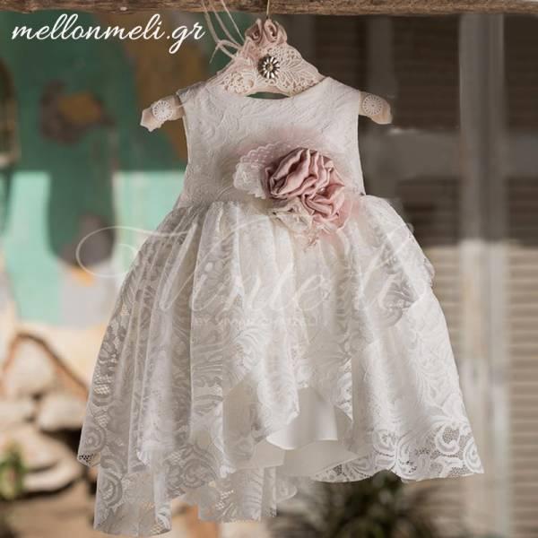 Βαπτιστικό φόρεμα Vinte Li - κωδ. 2703