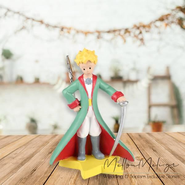 Μπομπονιέρα-κλιπ Μικρός Πρίγκιπας