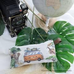 Θεματική Μπομπονιέρα/Υφασμάτινη Κασετίνα Safari