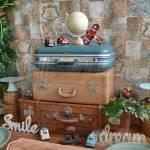 Στολισμός Βάπτισης-Candybar Traveler